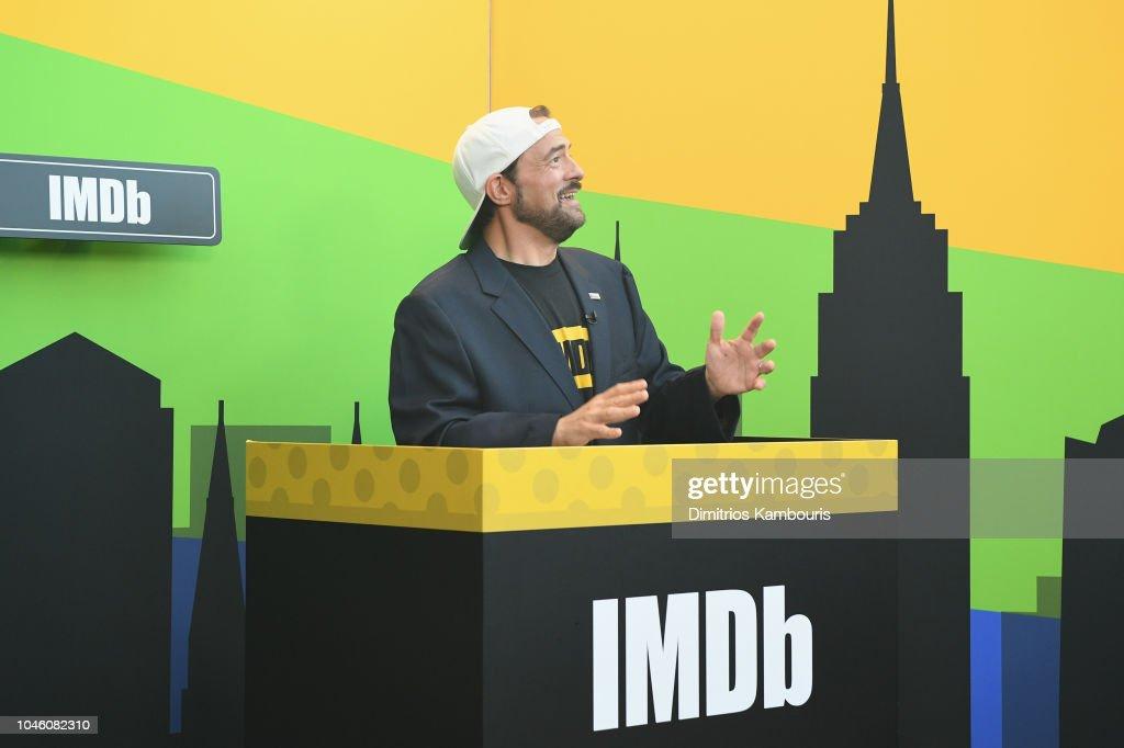 IMDb at New York Comic Con - Day 1 : News Photo