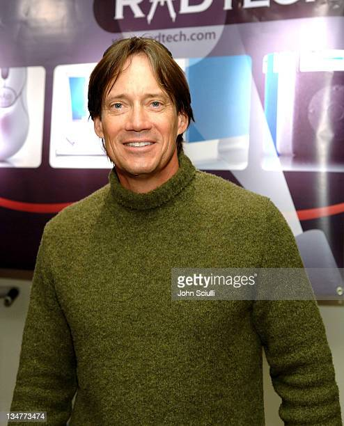 Kevin Sorbo at RadTech during Silver Spoon Hollywood Buffet Day 2 at Private Residence in Beverly Hills California United States