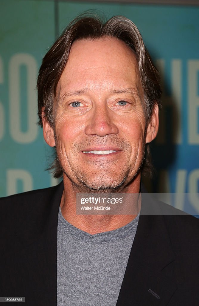 Kevin Sorbo attends the Broadway Opening Night Performance of 'Amazing Grace' at the Nederlander Theatre on July 16, 2015 in New York City.