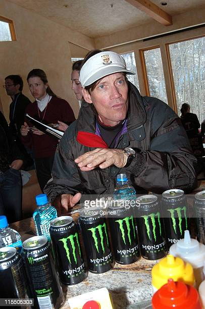 Kevin Sorbo during 2006 Park City TMG Luxury Suite Day 3 at Private Residence in Park City Utah United States