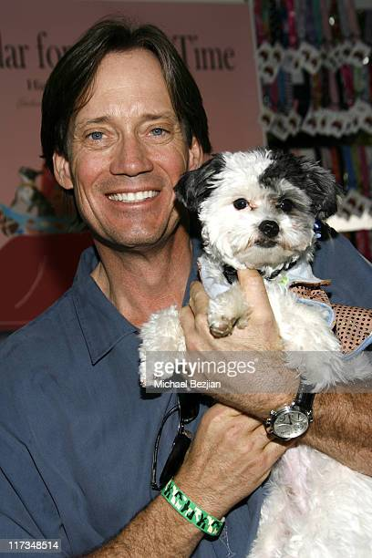 Kevin Sorbo during Silver Spoon Golden Globes Hollywood Buffet Day 1 at Private Residence in Beverly Hills California United States Photo by Michael...