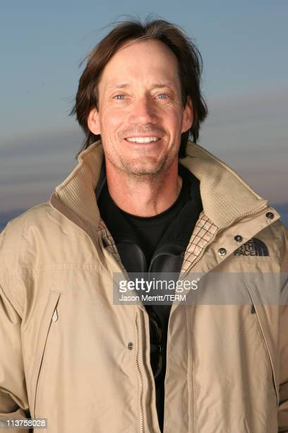 Kevin Sorbo with North Face at The North Face House *Exclusive Coverage*