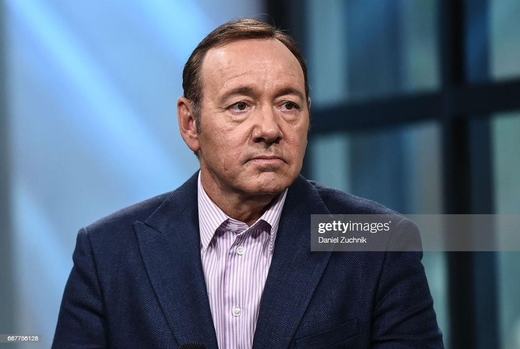 """Build Presents Kevin Spacey Discussing His New Play """"Clarence Darrow"""" And Hosting The Tony Awards : News Photo"""