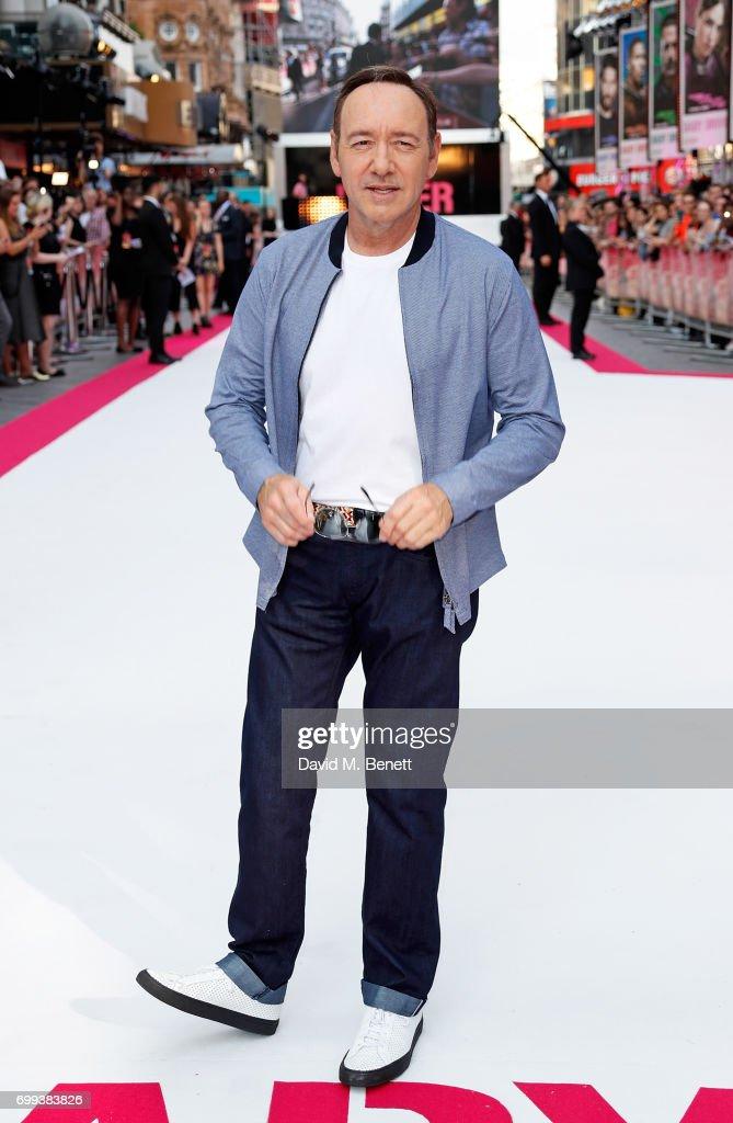 """Baby Driver"" - European Premiere - VIP Arrivals"