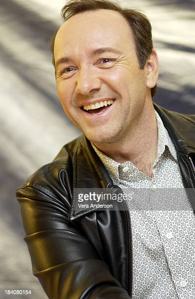 Kevin Spacey during Press Conference for The Life of David Gale at St. Regis Hotel in Century City, California, United States.