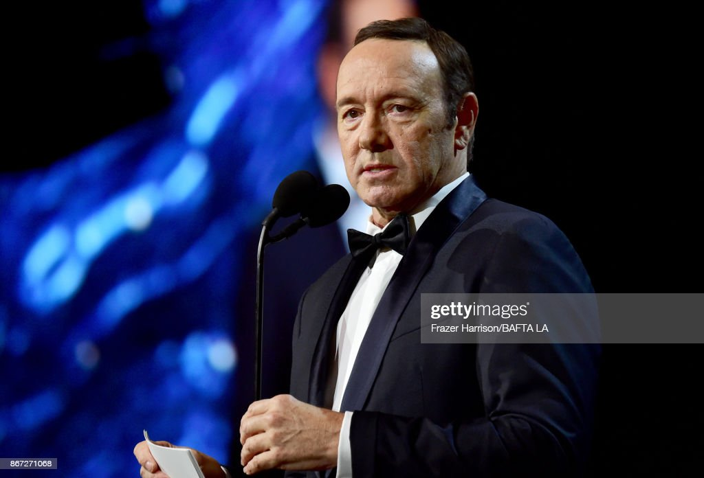 2017 AMD British Academy Britannia Awards Presented by American Airlines And Jaguar Land Rover - Inside : News Photo