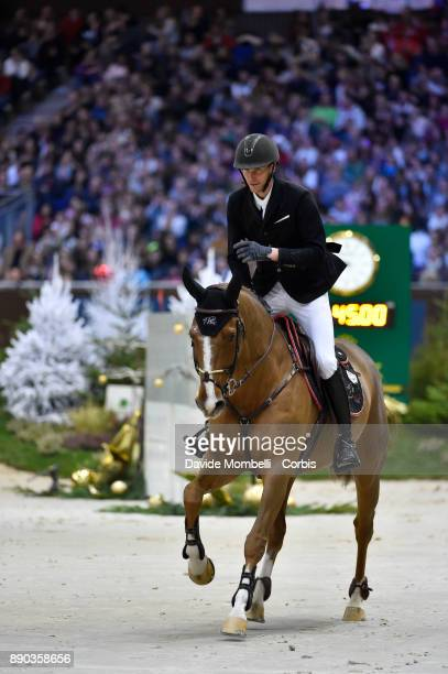 Kevin STAUT of France riding Reveur de Hurtebise HDC during 17th Rolex IJRC Top 10 Final International Jumping Competition 1m 60 two rounds 1st and...