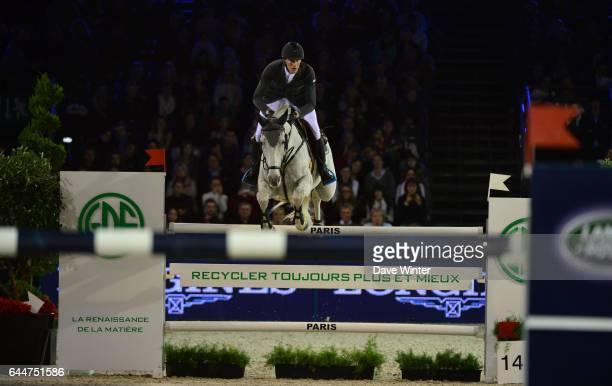 Kevin STAUT sur Silvana Hdc - - Invitational Trophy - Gucci Paris Masters -Paris Villepinte, Photo : Dave Winter / Icon Sport