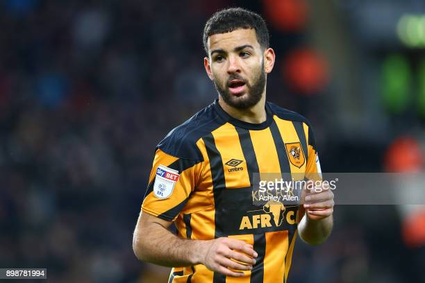 Kevin Stewart of Hull City during the Sky Bet Championship match between Hull City and Derby County at KCOM Stadium on December 26 2017 in Hull...