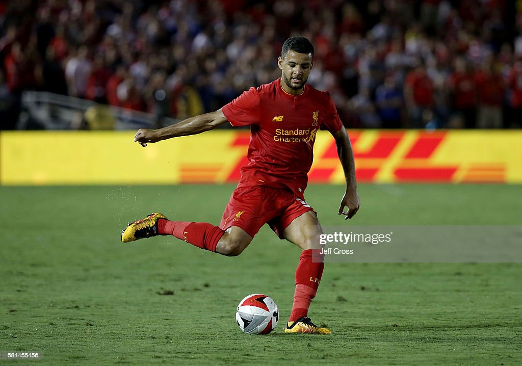 International Champions Cup 2016 - Chelsea v Liverpool : ニュース写真