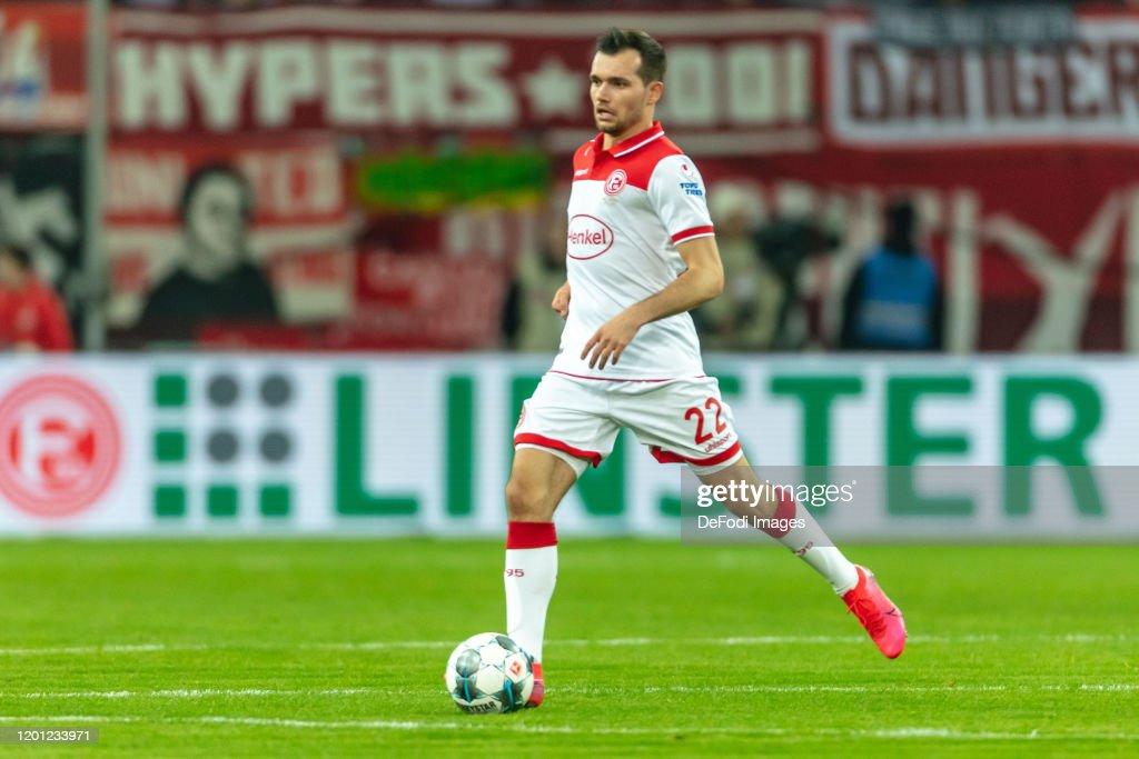 Fortuna Duesseldorf v Borussia Moenchengladbach - Bundesliga : News Photo