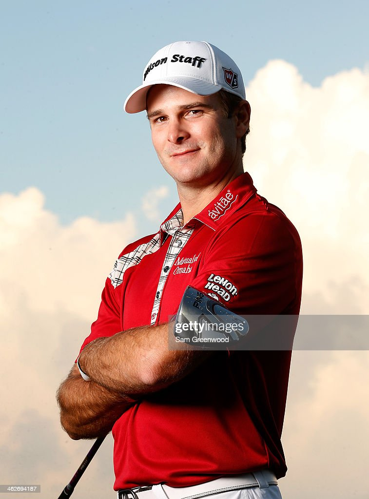 Kevin Streelman poses for a portrait during the pro-am round prior to the Hyundai Tournament of Champions at the Plantation Course at Kapalua Golf Club on January 2, 2014 in Lahaina, Hawaii.