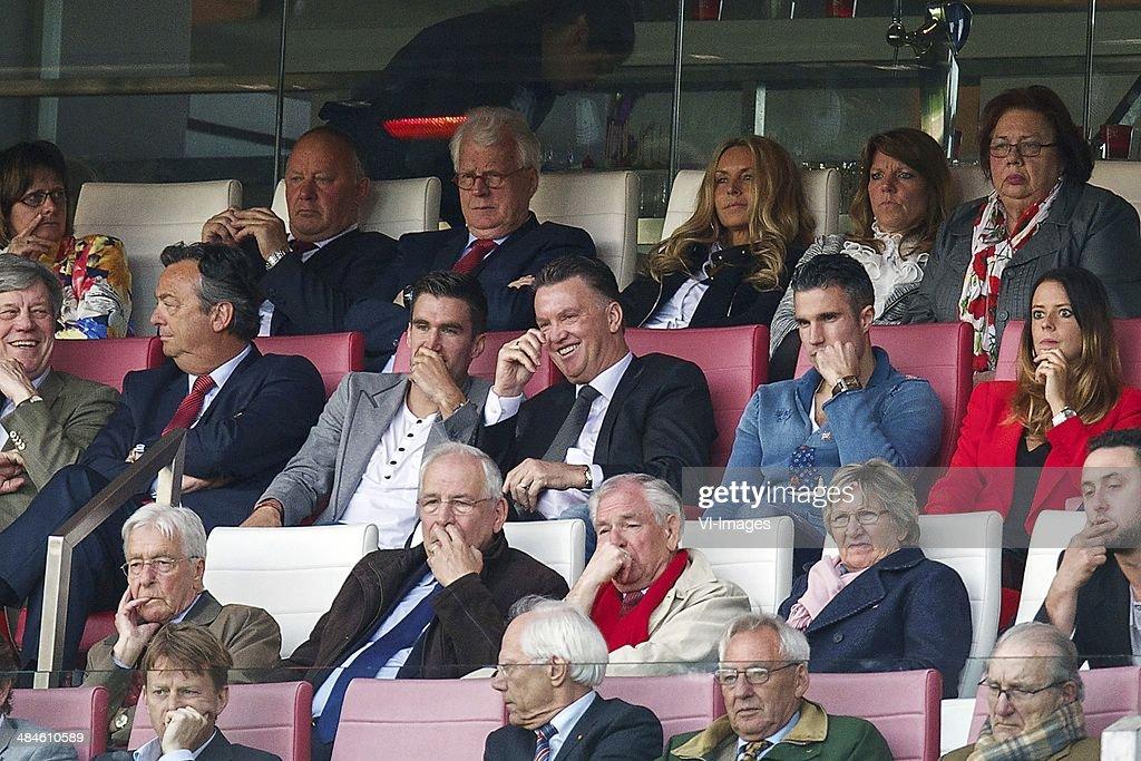 Dutch Eredivisie - PSV Eindhoven v Feyenoord : News Photo