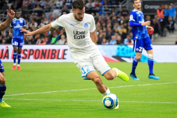 Olympique de Marseille v RC Strasbourg - Ligue 1