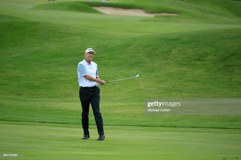 American Family Insurance Championship - Round Two