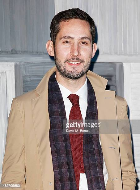 Kevin Systrom arrives at a party hosted by Instagram's Kevin Systrom and Jamie Oliver This is their second annual private party taking place at...