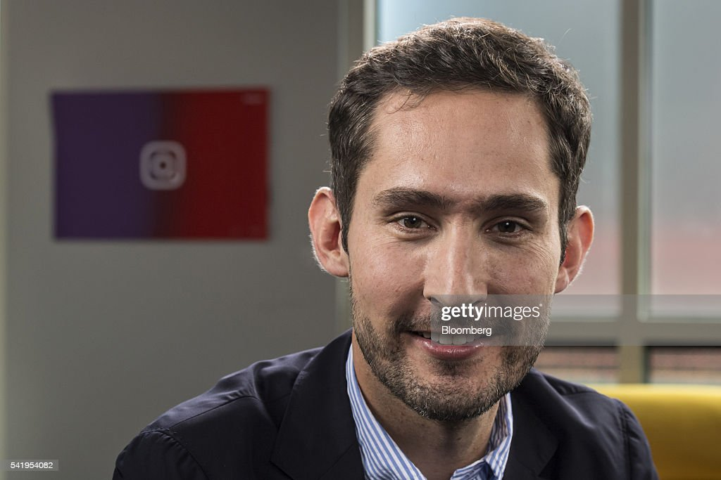 Instagram Inc. Co-Founder And Chief Executive Officer Kevin Systrom Interview : News Photo