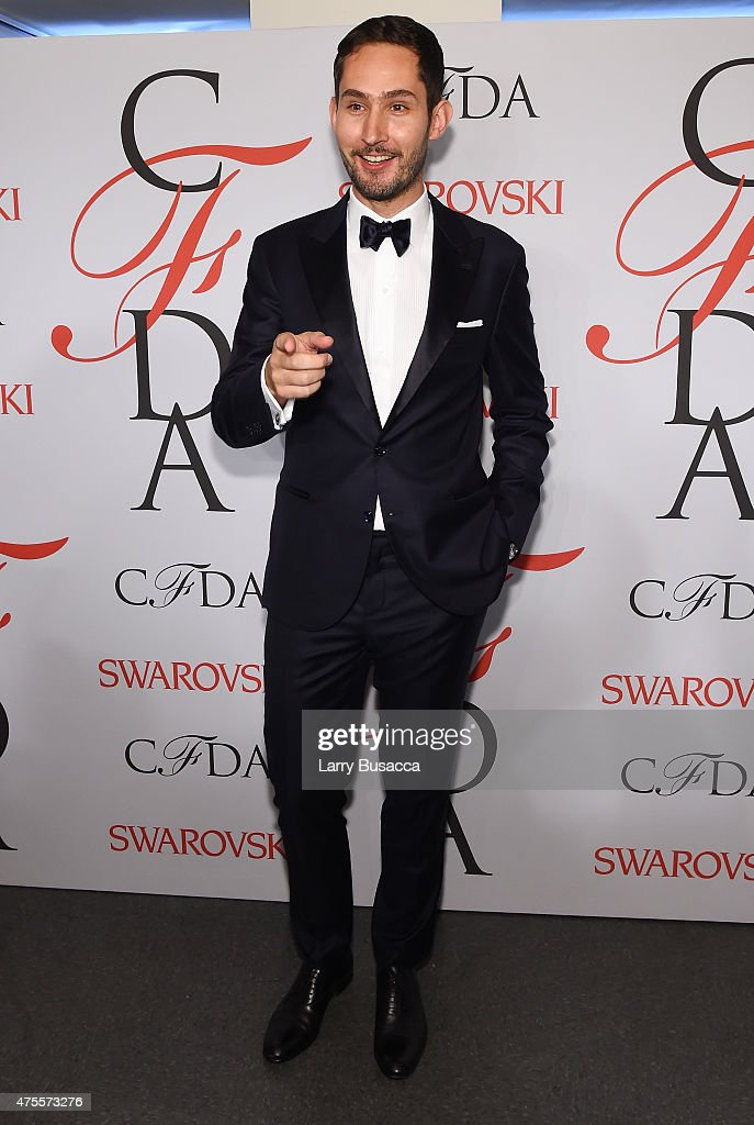 2015 CFDA Fashion Awards - Winners Walk