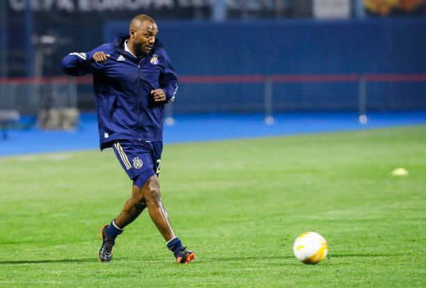 HRV: Dinamo Zagreb v FK Krasnodar  - UEFA Europa League Round Of 32 Leg Two