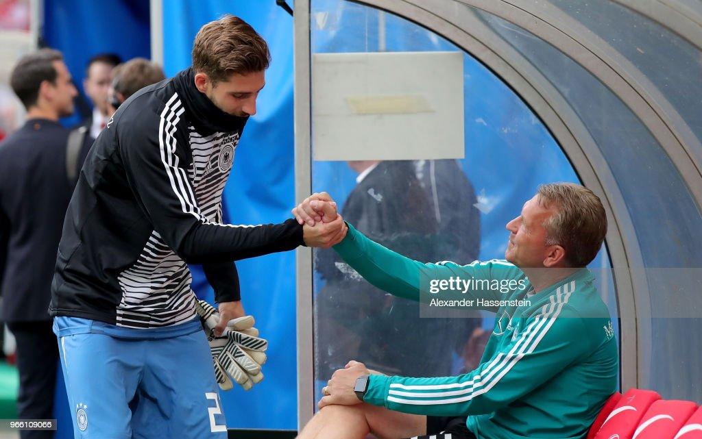 Austria v Germany - International Friendly : News Photo