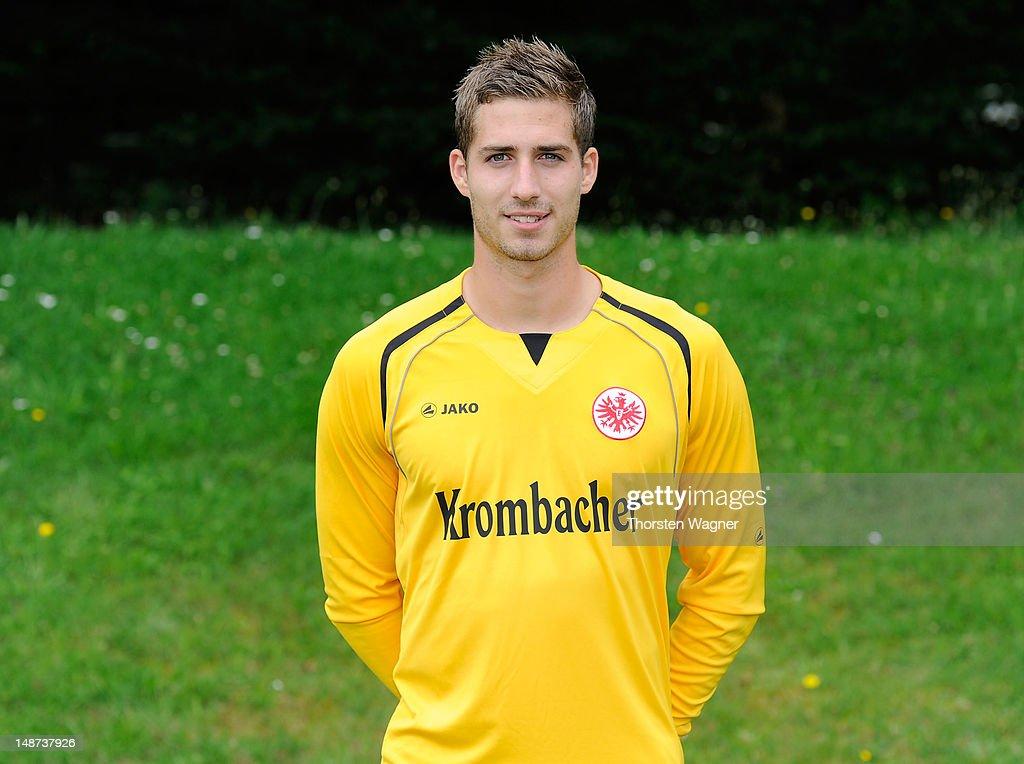 Eintracht Frankfurt Team Presentation : Nachrichtenfoto