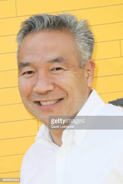 Kevin Tsujihara attends the Premiere of Warner Bros Pictures' The LEGO Batman Movie at the Regency Village Theatre on February 4 2017 in Westwood...