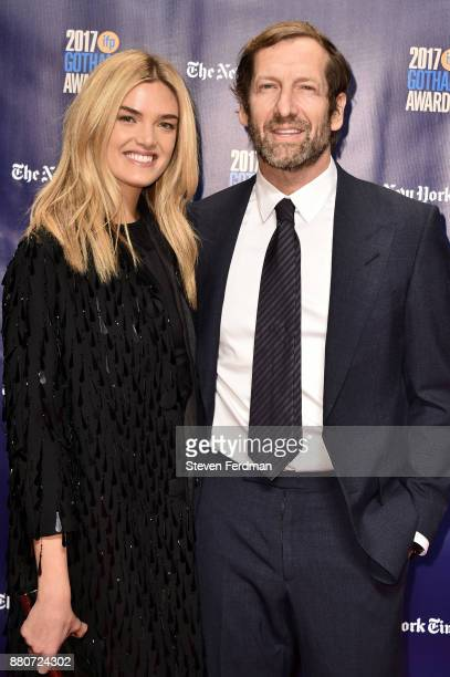 Kevin Ulrich attends IFP's 27th Annual Gotham Independent Film Awards at Cipriani Wall Street on November 27 2017 in New York City