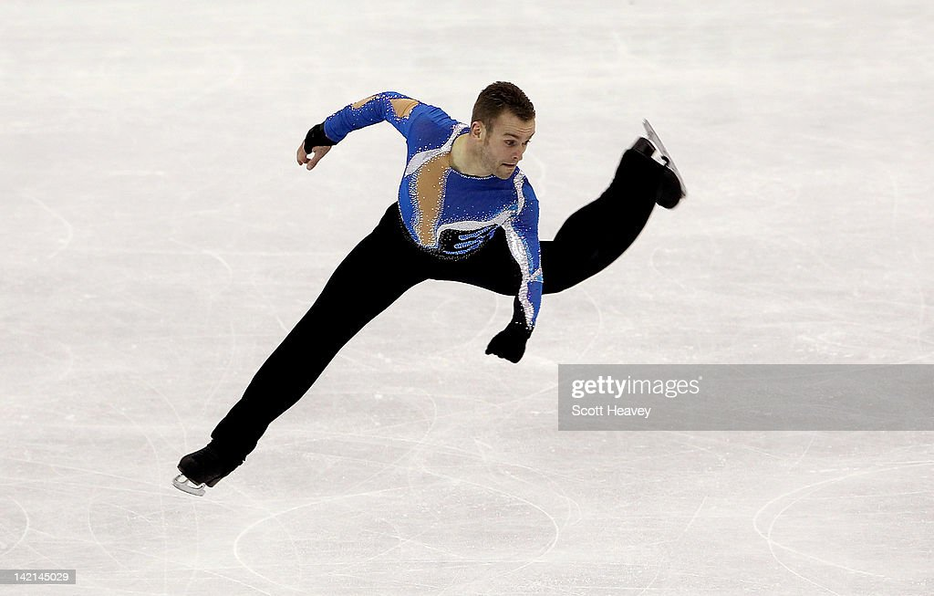 2012 ISU World Figure Skating Championships - Day Five