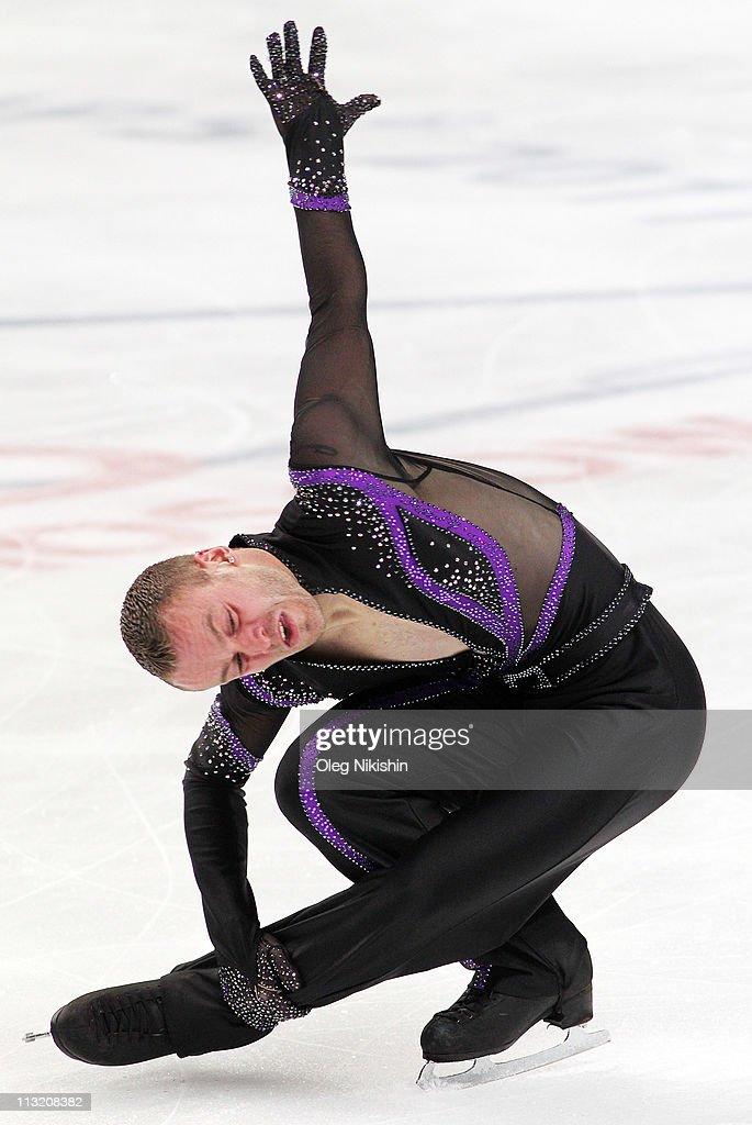 2011 World Figure Skating Championships - Day 4