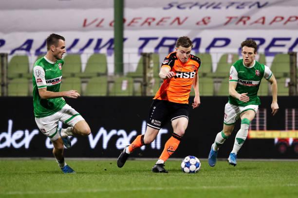 NLD: FC Dordrecht v FC Volendam - Dutch Keuken Kampioen Divisie