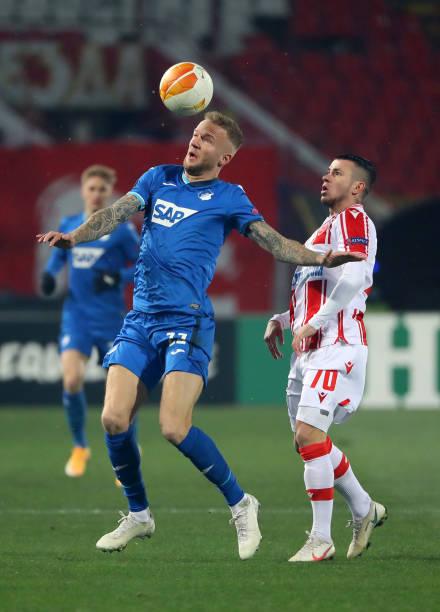 SRB: Crvena Zvezda v TSG Hoffenheim: Group L - UEFA Europa League