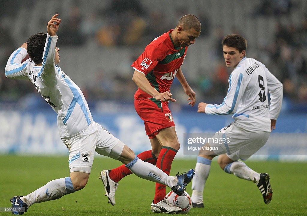 1860 Muenchen v FC Augsburg - 2. Bundesliga