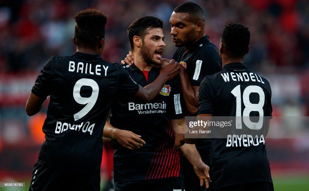 Bayer 04 Leverkusen v Hamburger SV - Bundesliga : News Photo