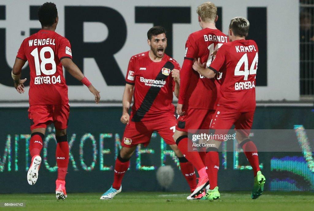 SV Darmstadt 98 v Bayer 04 Leverkusen - Bundesliga