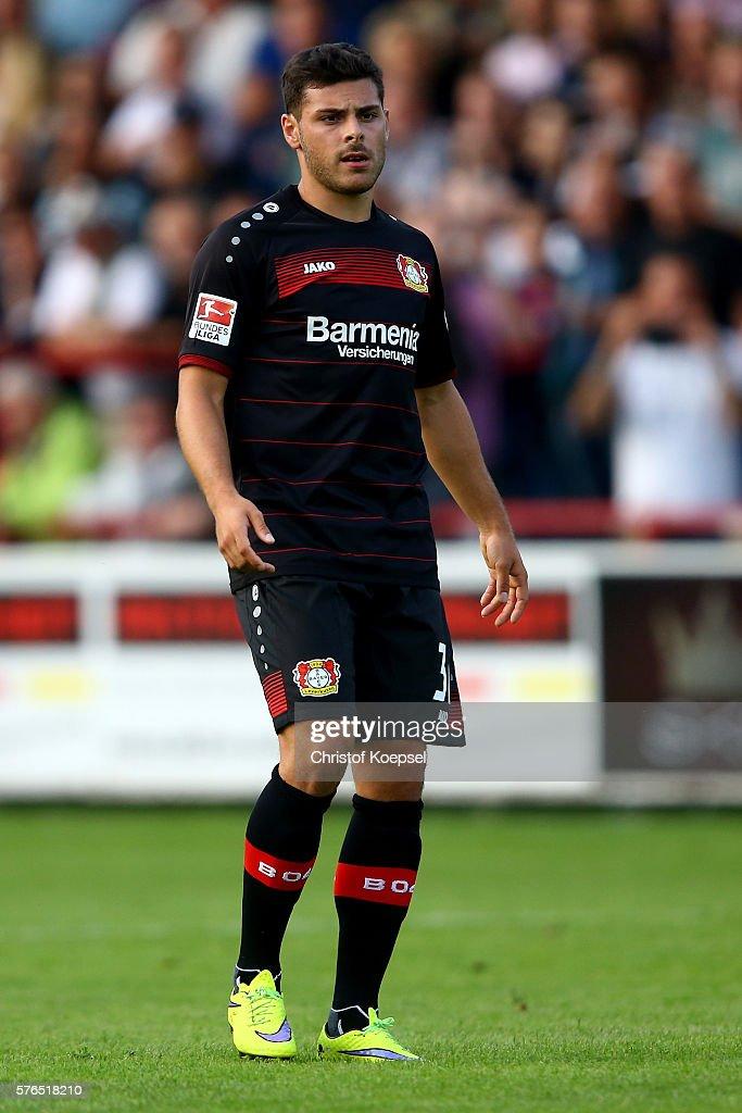 SC Verl v Bayer Leverkusen  - Friendly Match : News Photo