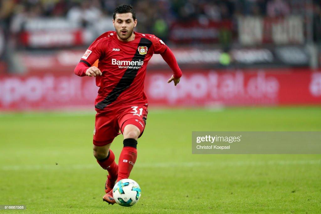 Bayer 04 Leverkusen v Hertha BSC - Bundesliga : News Photo