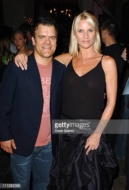 Kevin Weisman and Nicollette Sheridan during ABC 2005 Summer Press Tour AllStar Party Inside Party at The Abby in West Hollywood California United...