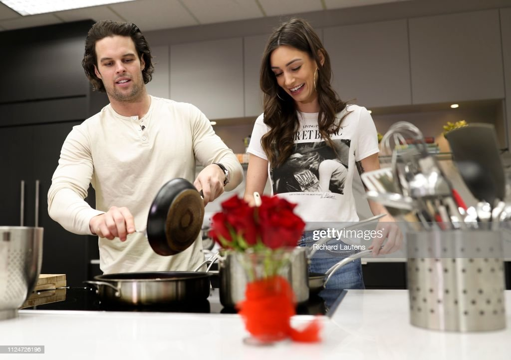 Kevin Wendt And Astrid Loch : News Photo