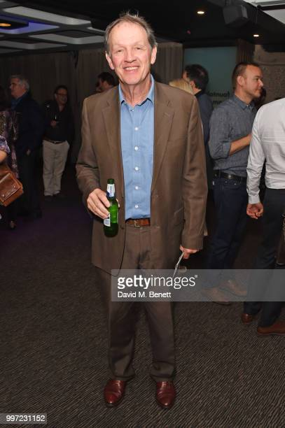 Kevin Whately attends the press night performance of 'Barry Humphries' Weimar Cabaret' at The Barbican Centre on July 12 2018 in London England