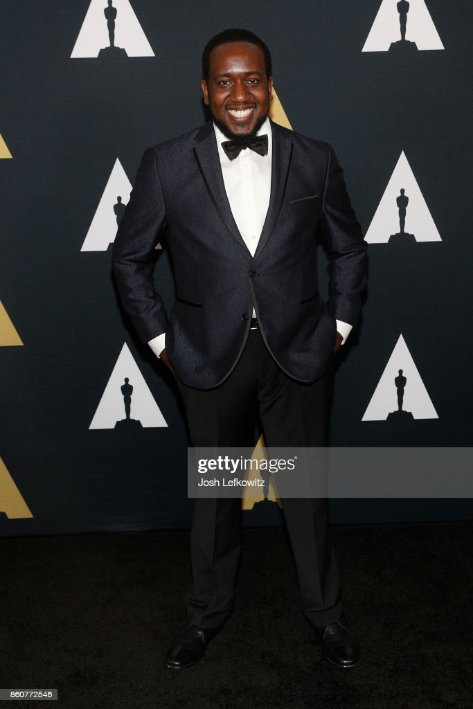 Kevin Wilson Jr. attends the Academy of Motion Picture Arts And Sciences 44th Student Academy Awards at Samuel Goldwyn Theater on October 12, 2017 in Beverly Hills, California.