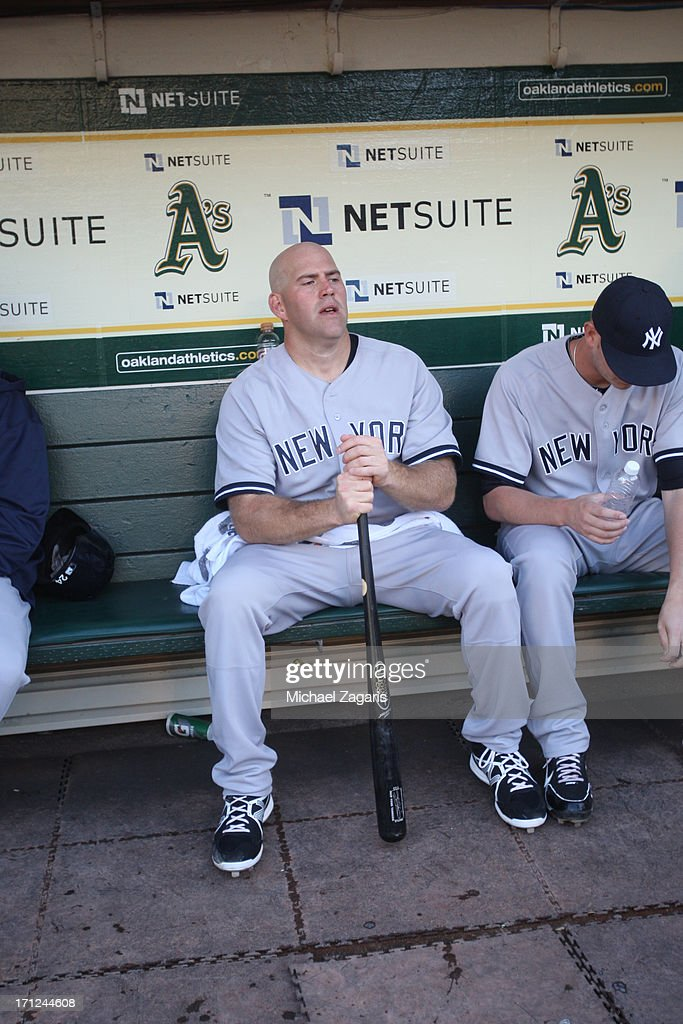 New York Yankees v Oakland Athletics : News Photo