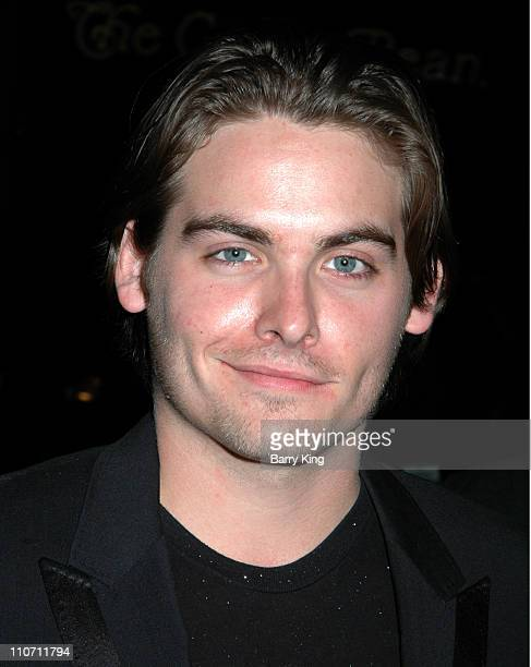 Kevin Zegers during '300' Los Angeles Premiere Arrivals at Grauman's Chinese in Hollywood California United States