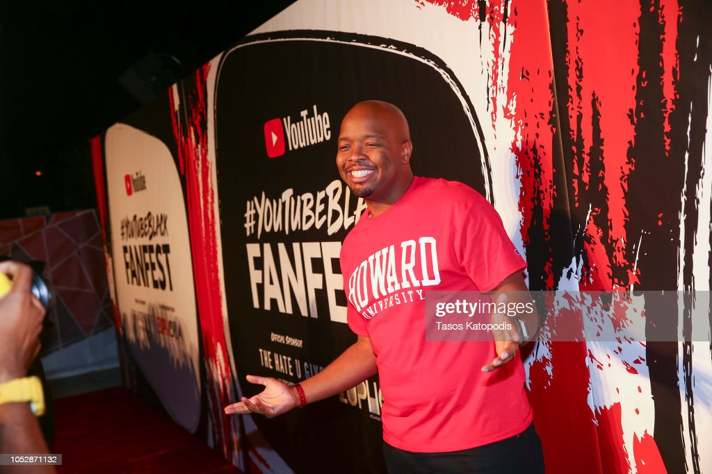 #YouTube Black FanFest Washington D.C. 2018 - Red Carpet : News Photo