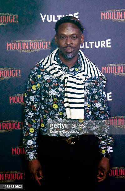 Kevyn Morrow attends the Vulture And Moulin Rouge The Musical Present A Spectacular Spectacular Moulin Rouge The Musical Album Release on October 25...