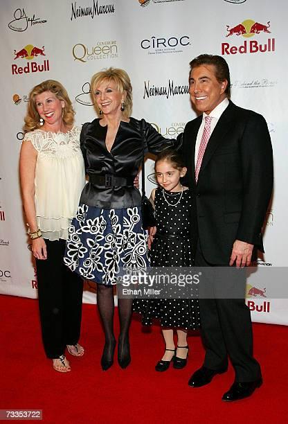 Kevyn WynnFriedman Elaine Wynn Marloe Early Wynn and Steve Wynn arrive to the Behind the Benchs Annual Touching a Life Gala at the Premiere Ballroom...