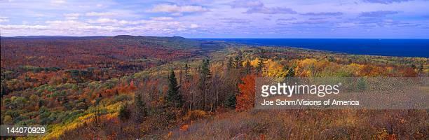Keweenaw Peninsula and Copper Harbor, Michigan's Upper Peninsula, Michigan