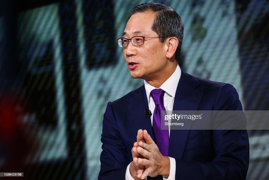 Carlyle Group LP Co-Chief Executive Officer Kewsong Lee Interview