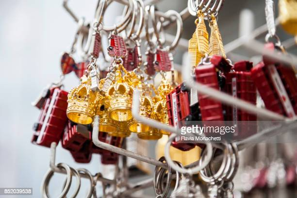 Key chains in London