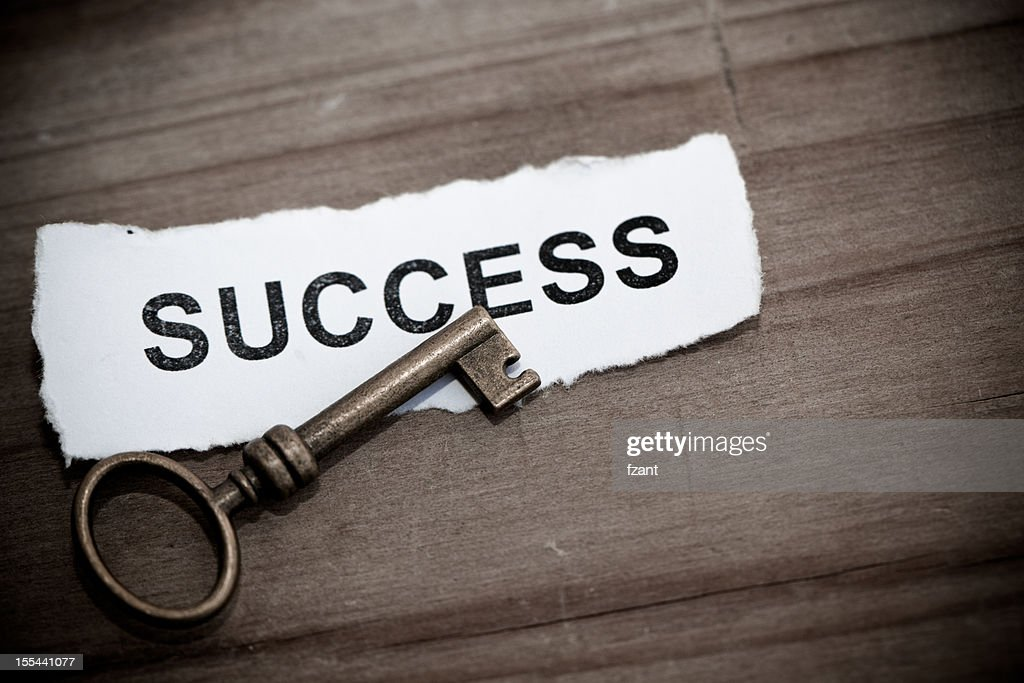 Key for success,concept.. : Stock Photo