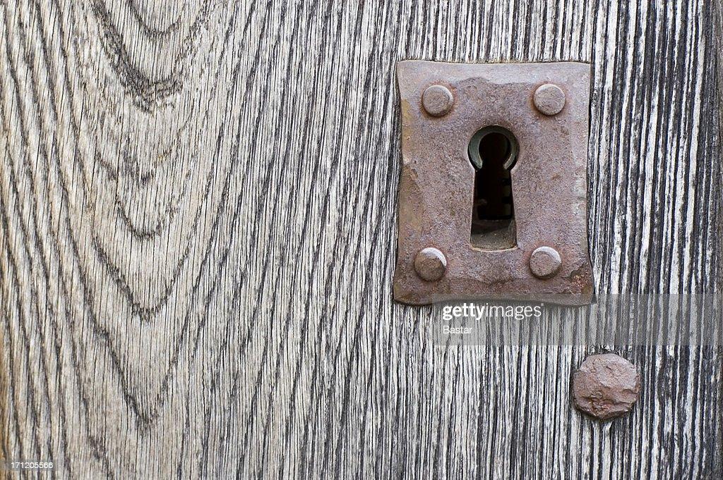Key hole : Stock Photo